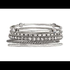 NWT Premier Designs Bangle Bracelets